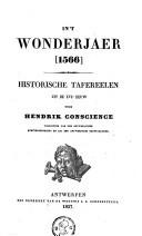 In 't wonderjaer (1566) historische tafereelen uit de XVIe eeuw