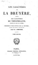 Les Caractères de La Bruyère