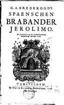 Spaenschen Brabander Jerolimo