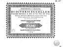 Harmonia celeste di diversi eccellentissimi mvsici a IIII. V. VI. VII. et VIII. voci