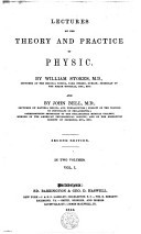 Lectures on the theory and practice of physic.