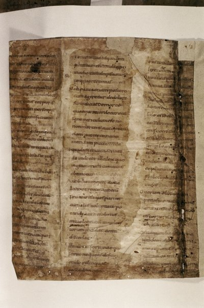Tusculan disputations (fragment, containing iv. 114-120).