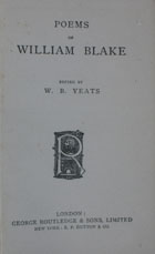 Image from object titled Poems of William Blake