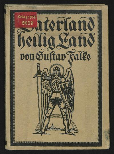 Vaterland heilig Land Kriegslieder
