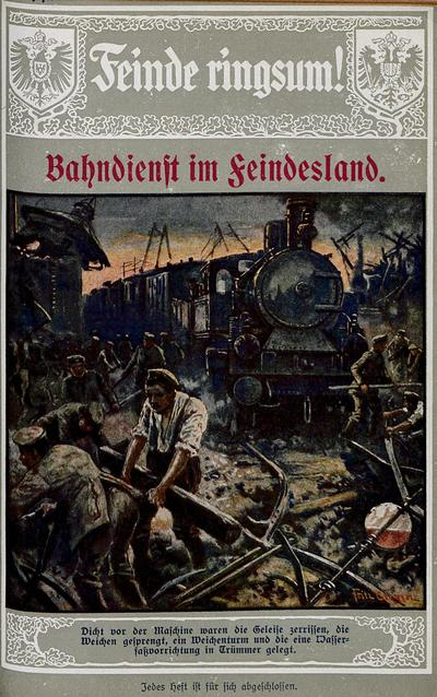 Bahndienst im Feindesland