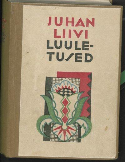 Juhan Liivi luuletused