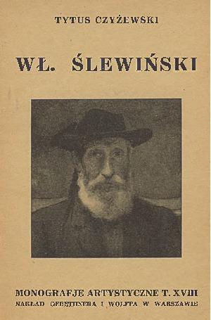 Władysław Ślewiński : z 32 reprodukcjami