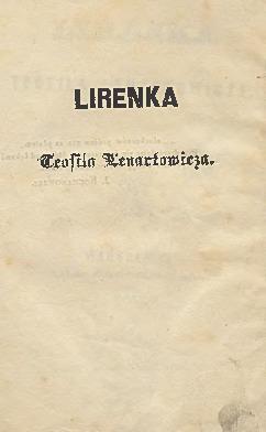 Lirenka
