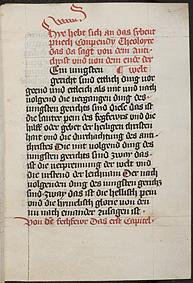 Compendium theologicae veritatis, Buch VII, dt.