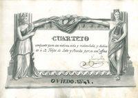 Cuarteto compuesto para dos violines, viola y violonchelo, y dedicado á D. Felipe de Soto y Posada por ... Juan Paez [Manuscrito]