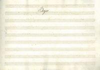 [Cuarteto compuesto para dos violines, viola y violonchelo, y dedicado á D. Felipe de Soto y Posada por ... Juan Paez] [Manuscrito] : bajo.