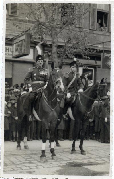 [10 Mai 1938 - Parada militara]