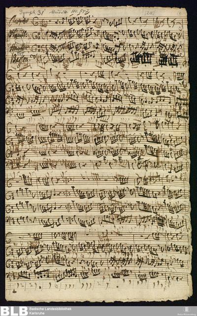 Concertino - Mus. Hs. 547 : clno, ob (2), fag ; D ; BrinzingMWV 8.6