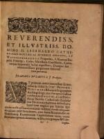 Epistolae ex ms. membranaceo cod.nob. et bibliothecae cathedralis ecclesiae Spirensis descriptae, & nunc primum excusae cum ... notisqve ... Johannis Busaei. Accessere ... Theodulphi Aurelianensis episcopi epistola ad...
