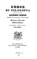 Metafisica : Psicologia (5=Bd.2,T.2)