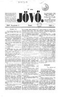 Jövö. Politikai napilap. Szerk. Ábrányi Emil Kiad. (hung)