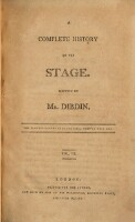 Book V. from the Birth of Shakespeare to the Death of Elizabeth : A Complete History Of The English Stage