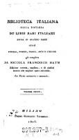 Parte Prima Della Storia In Generale