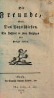 Die Königskrönung. (Deutsche Schaubühne)