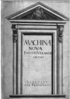 Machinae Novae