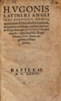 Oratio, apud totum Ecclesiaticorum conventum, antequam consultatio publica iniretur, de Regni statu per Evangelium reformando, regni (etc.)