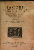 Controversiarum Epitomes, In qua de Quaestionibus Theologicis hac nostra aetate controversis, breviter disputatur (Tomus Primus)