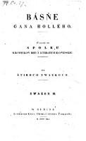 Basne (Vol. 2)