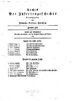 Archiv der Insectengeschichte (Zweytes Heft 1782.)