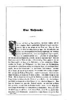 Frische Quellen ; Schönwissenschaftliche Jahrbücher (1. Lieferung 1855)