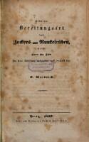 Ueber die Bereitungsart des Zuckers aus Runkelrüben, welche Herr Zier für seine Erfindung ausgegeben und verkauft hat.