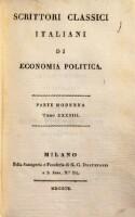Osservazioni sulle tariffe con applicazione al regno di Napoli
