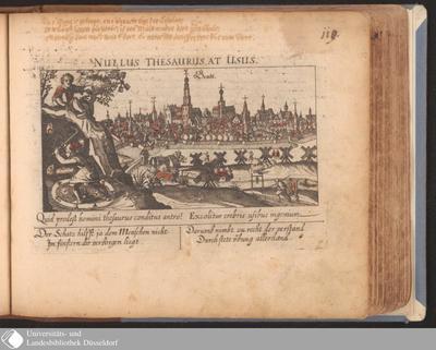 Gendt ; Nullus Thesaurus At Usus / [Eberhard Kieser]