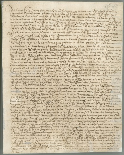 [Copy of Urban VIII's papal bull in favour of all Irish colleges founded or to be founded in Spain, France and Flanders, 10th July 1626.]