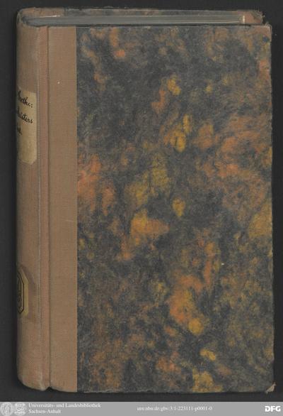 Wilhelm Meisters Lehrjahre (Bd. 4)