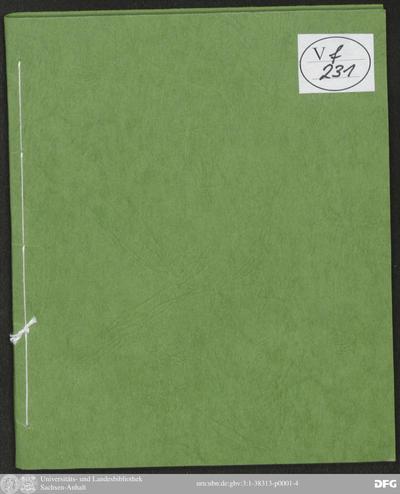 Viheschaden/ Das ist: Vom ungewönlichen landtschedlichen abgang des Rindviehes/ so im jar 99. und 1600. ... ergangen : Drey Predigten