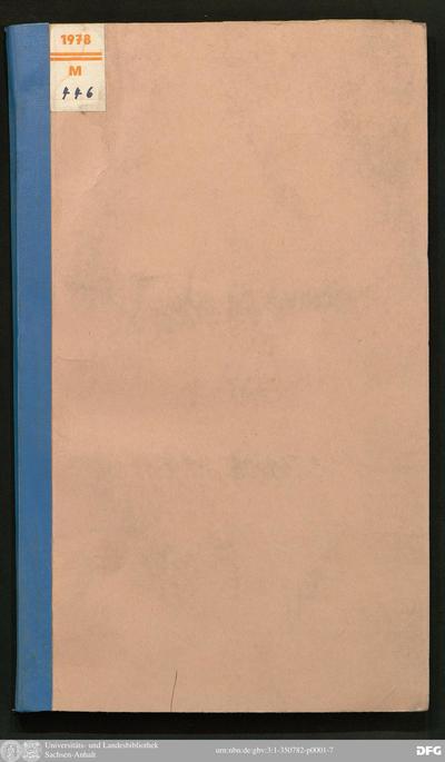 Schönes Adeliches Ehren-Kleid gläubiger Christen/ in welchem sie vor dem Throne Gottes erscheinen und bestehen können: : Bey ansehnlicher Leichbestattung Der ... Agnesa Magdalenen von Werthern/ gebornen von Heßler/ Des ......