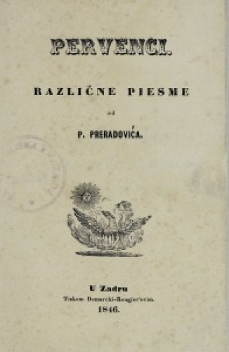 Pervenci Razlicne Piesme Od P Preradovica