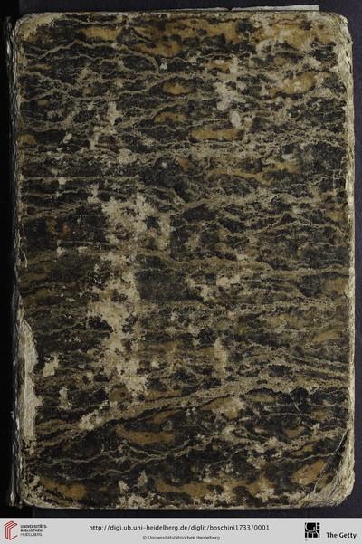 Descrizione di tutte Le Pubbliche Pitture Della Città Di Venezia e Isole circonvicine: O sia Rinnovazione delle Ricche Minere di Marco Boschini, Colla aggiunta di tutte le opere, che uscirono dal 1674 sino al presente 1733...