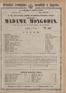 Madame Mongodin