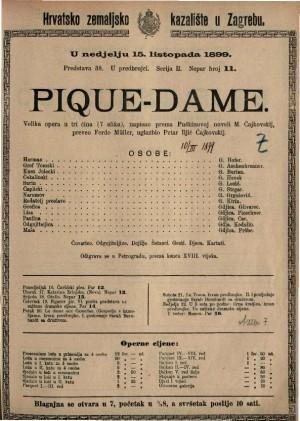 Pique - Dame