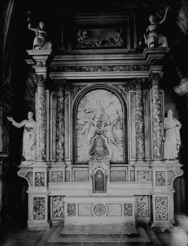 Katedrala Uznesenja Blazene Djevice Marije Senj Glavni Oltar S