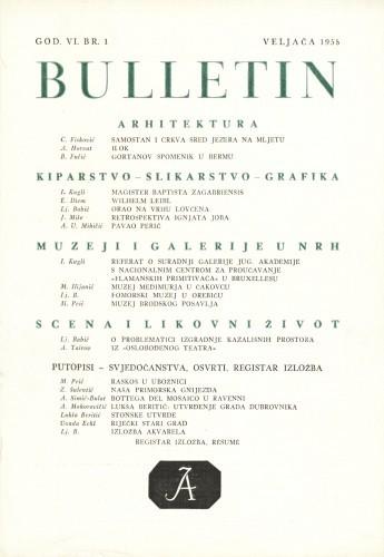God. 6(1958), Br. 1