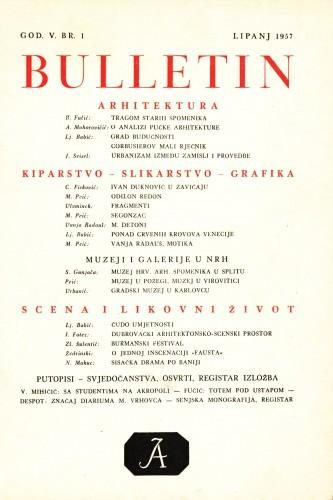 God. 5(1957), Br. 1