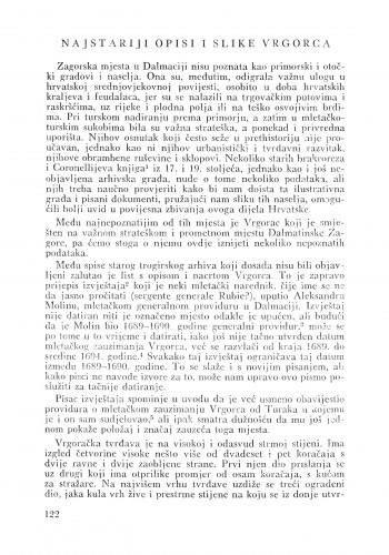 Najstariji Opisi I Slike Vrgorca Fisković Cvito