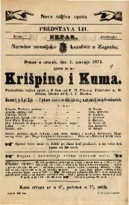 Krišpino i Kuma