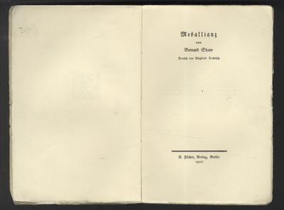 Mesallianz