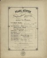 Theme : de Himmel : Au Alexis : Op. 26