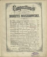 Spanische Tänze : für Pianoforte zu 2 Händen. H. 1