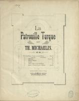 La Patrouille Turque : op. 83