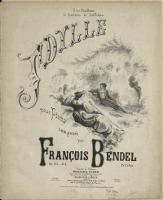 Idylle : pour Piano : Op. 125 No 1